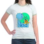 OYOOS i'm a kid design Jr. Ringer T-Shirt