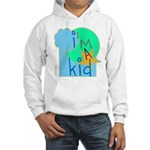 OYOOS i'm a kid design Hooded Sweatshirt