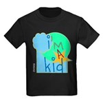 OYOOS i'm a kid design Kids Dark T-Shirt