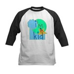 OYOOS i'm a kid design Kids Baseball Jersey