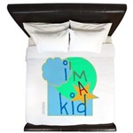 OYOOS i'm a kid design King Duvet