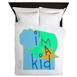 OYOOS i'm a kid design Queen Duvet