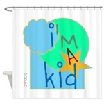 OYOOS i'm a kid design Shower Curtain