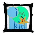 OYOOS i'm a kid design Throw Pillow