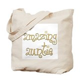 The Amazing Auntie Tote Bag