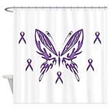 Lupus Awareness Shower Curtain