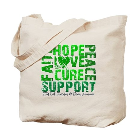 Hope Cure Faith SCT Tote Bag