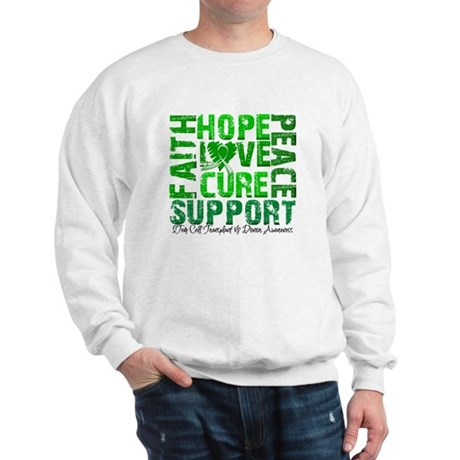 Hope Cure Faith SCT Sweatshirt
