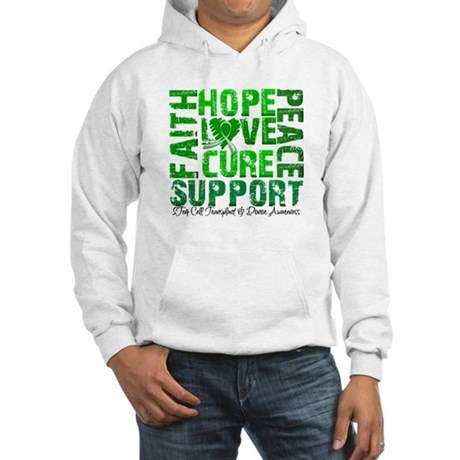 Hope Cure Faith SCT Hooded Sweatshirt