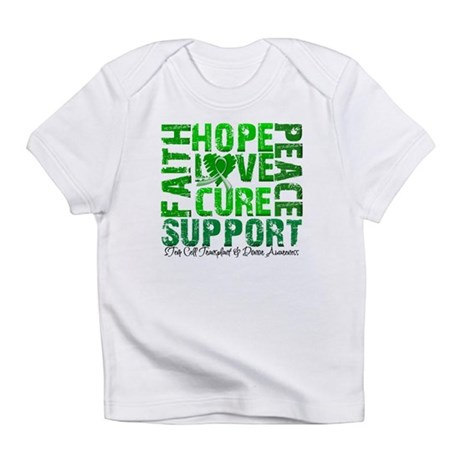 Hope Cure Faith SCT Infant T-Shirt