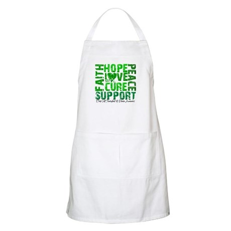 Hope Cure Faith SCT Apron