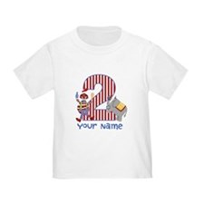 2nd Birthday Circus T