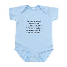 Good Writer Infant Bodysuit