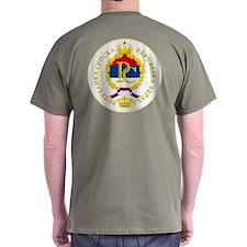 """""""Republika Srpska COA"""" T-Shirt"""