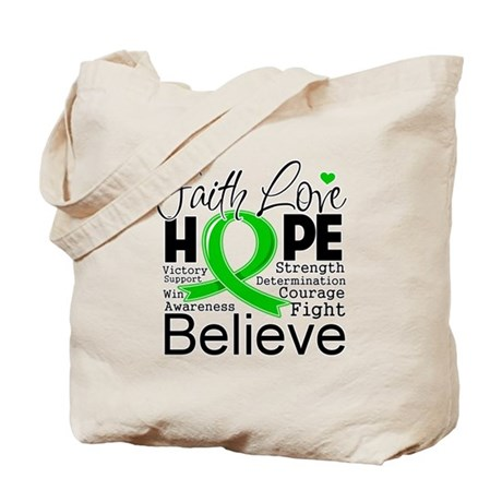 Faith Love Hope BMT SCT Tote Bag
