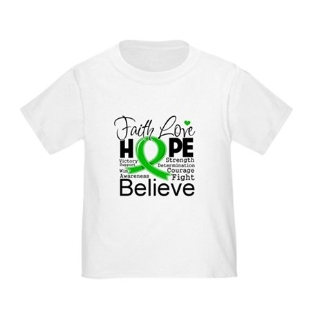 Faith Love Hope BMT SCT Toddler T-Shirt