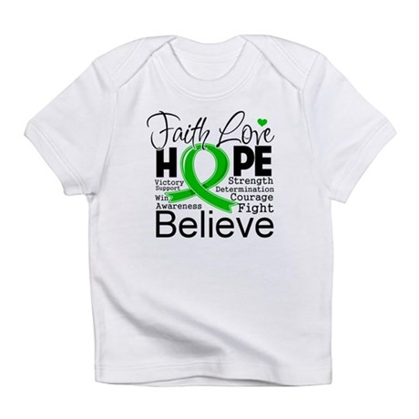 Faith Love Hope BMT SCT Infant T-Shirt