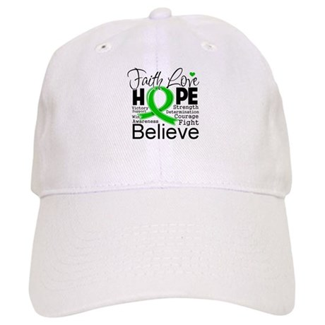 Faith Love Hope BMT SCT Cap