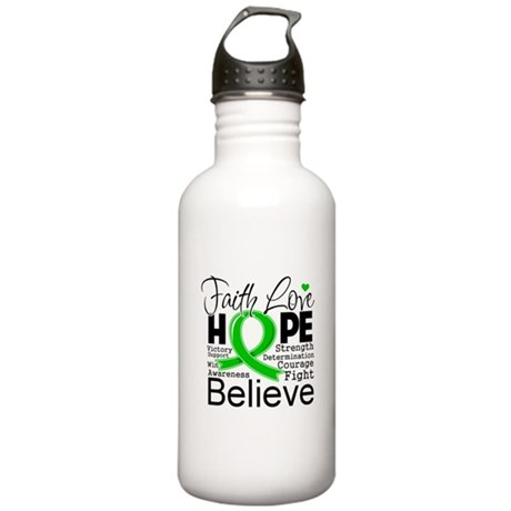 Faith Love Hope BMT SCT Stainless Water Bottle 1.0