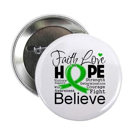 "Faith Love Hope BMT SCT 2.25"" Button (100 pack)"