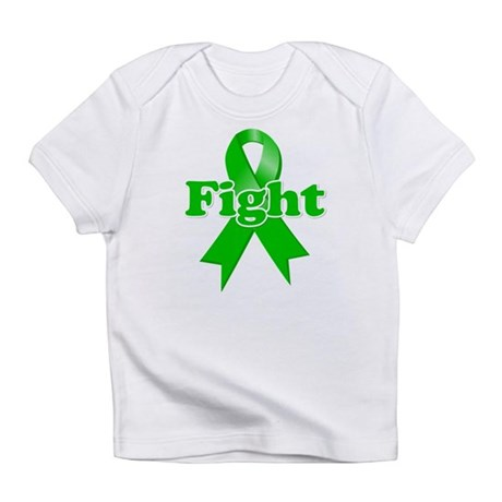 Green Ribbon FIGHT Infant T-Shirt