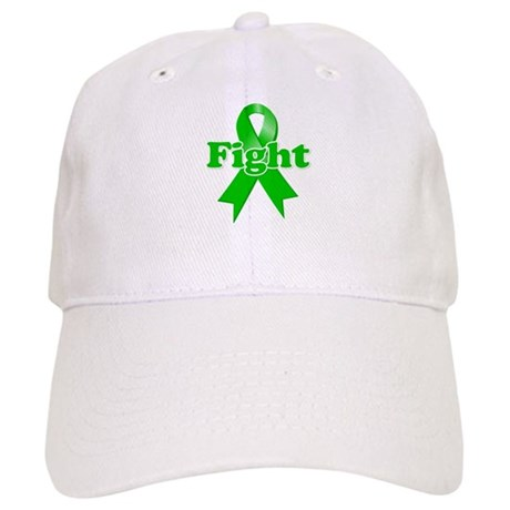 Green Ribbon FIGHT Cap