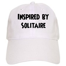 Inspired by Solitaire Baseball Cap