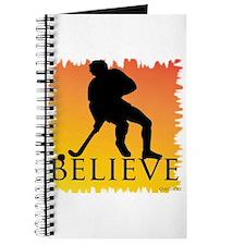 Believe (Hockey) Journal