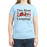 Mom Loves Camping T-Shirt