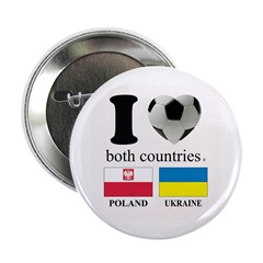 "POLAND-UKRAINE 2.25"" Button"