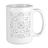 Trig and Triangles Mug