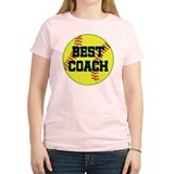 Softball Coach Gift T-Shirt