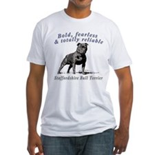 Cute Staffordshire bull terrier Shirt
