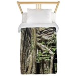 Te Phrom Tree Overgrowth 8 Twin Duvet