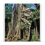 Te Phrom Tree Overgrowth 8 Tile Coaster