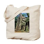 Te Phrom Tree Overgrowth 8 Tote Bag