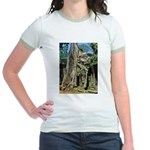 Te Phrom Tree Overgrowth 8 Jr. Ringer T-Shirt