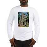 Te Phrom Tree Overgrowth 8 Long Sleeve T-Shirt