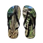 Te Phrom Tree Overgrowth 8 Flip Flops