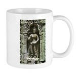 Te Prohm Temple Wall Carvings Mug