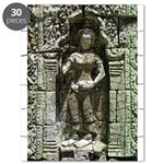 Te Prohm Temple Wall Carvings Puzzle