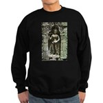 Te Prohm Temple Wall Carvings Sweatshirt (dark)