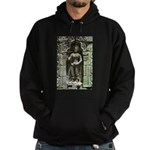 Te Prohm Temple Wall Carvings Hoodie (dark)