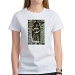 Te Prohm Temple Wall Carvings Women's T-Shirt