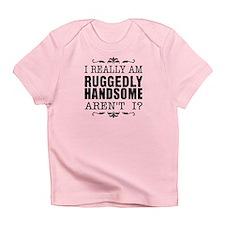 Kiki's Ruggedly Handsome Infant T-Shirt