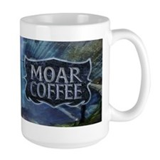 Moar Coffee Mug