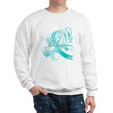 Cervical Cancer Believe Sweatshirt