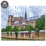 Notre-Dame Cathedral 2 Puzzle