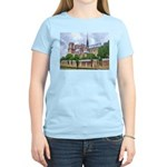 Notre-Dame Cathedral 2 Women's Light T-Shirt