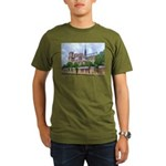 Notre-Dame Cathedral 2 Organic Men's T-Shirt (dark